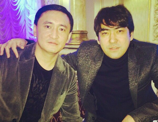 Мейрамбек Бесбаев & Акылбек Жеменей - Биші кыз (2015)